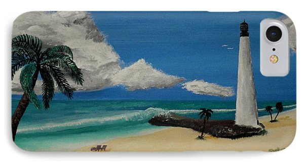 An Afternoon By The Lighthouse Phone Case by Spencer Hudon II