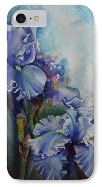 An Iris For My Love IPhone Case