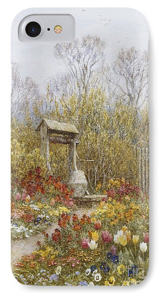 An Old Well Brook Surrey IPhone Case