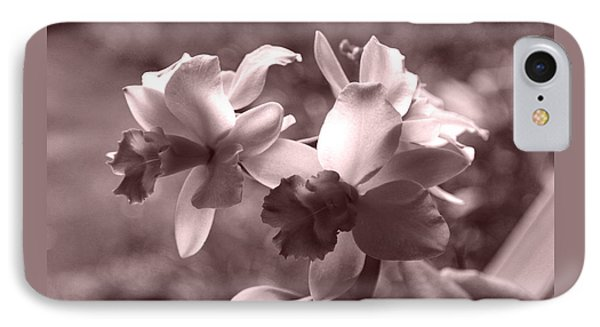 IPhone Case featuring the photograph An Orchid Dream by Kerri Ligatich