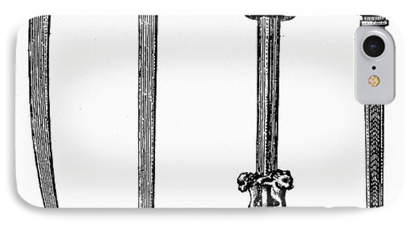 Ancient Assyrian Swords Photograph by Granger