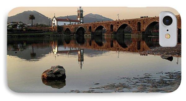 Ancient Bridge Phone Case by Carlos Caetano
