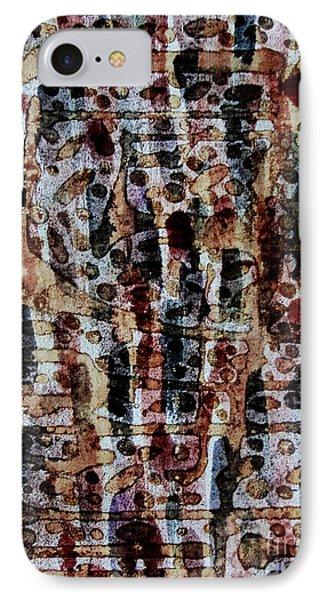 Ancient Etch Phone Case by TB Schenck