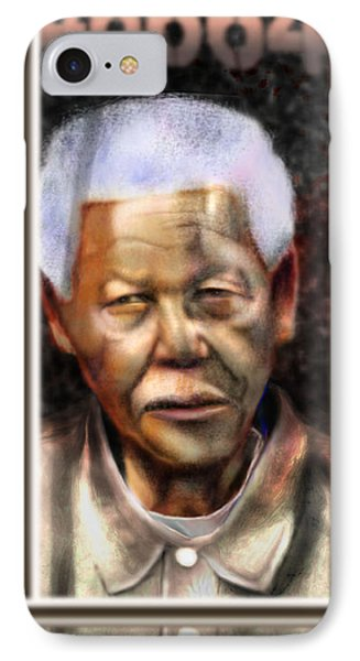 And God Remembered Prisoner 46664 Phone Case by Reggie Duffie