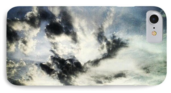 #andrography #nexuss #clouds #sky Phone Case by Kel Hill