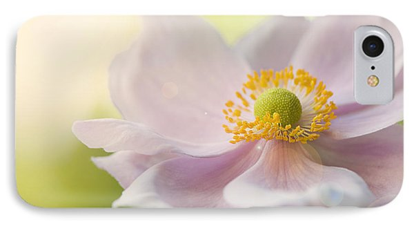 Anemone Haze Phone Case by Jacky Parker