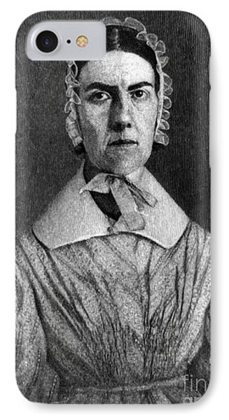 Angelina Grimk�, American Abolitionist IPhone Case by Photo Researchers