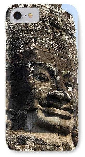 Angkor Thom Fae Phone Case by Gloria & Richard Maschmeyer