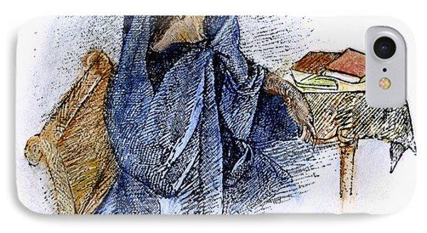 Ann Bronte (1820-1849) Phone Case by Granger