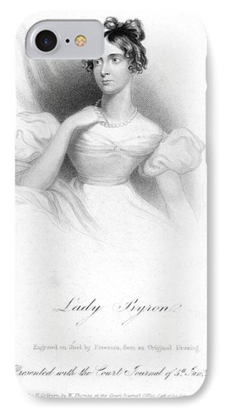 Anne Isabella Byron Phone Case by Granger