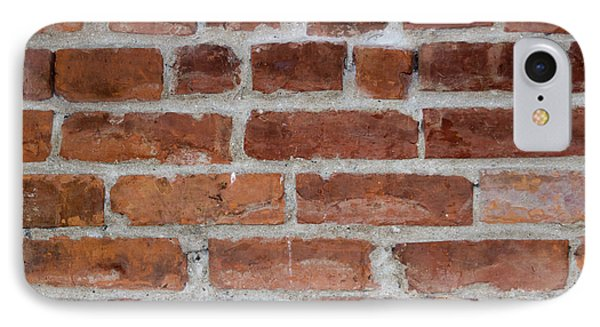 Another Brick In The Wall Phone Case by Heidi Smith