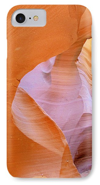 Antelope Canyon - Magnificent Play Of Light And Color Phone Case by Christine Till