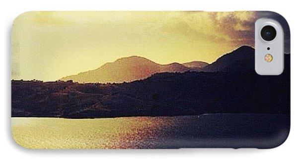 Antigua At Dusk IPhone Case by Natasha Marco