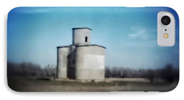 Antique Grain Elevator Phone Case by Jeremy Linot