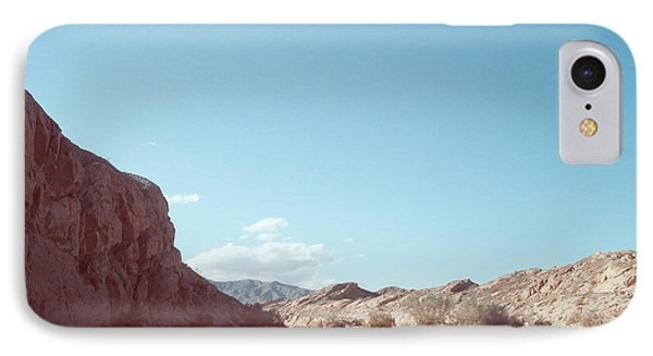 Anza Borrego Mountains IPhone Case