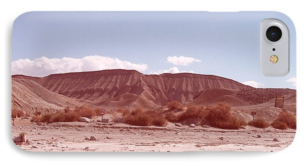 Anza Borrego  IPhone Case
