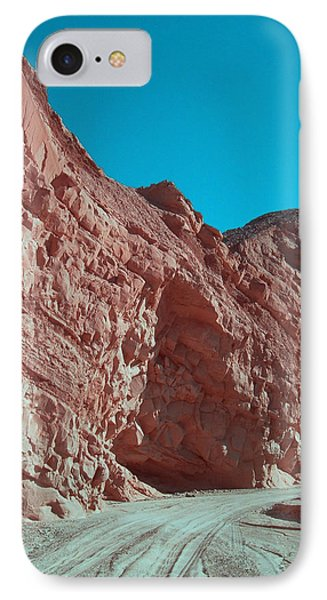 Anza Borrego Trail IPhone Case