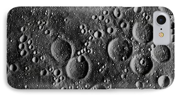 Apollo 13 Planned Landing Site On Moon IPhone Case by Nasa