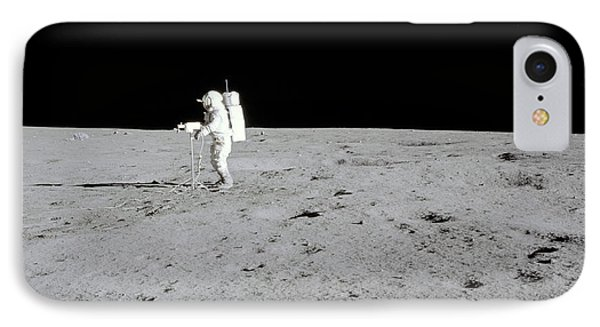 Apollo 14 Astronaut Makes A Pan IPhone Case by Stocktrek Images