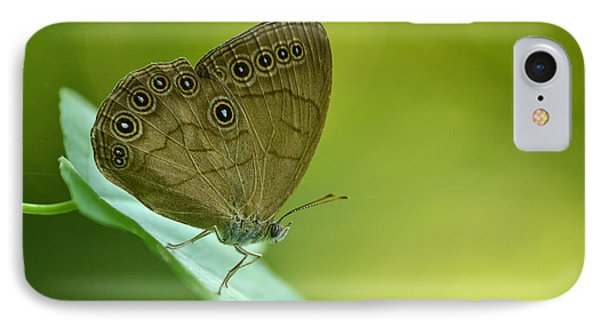 IPhone Case featuring the photograph Appalachian Brown by JD Grimes