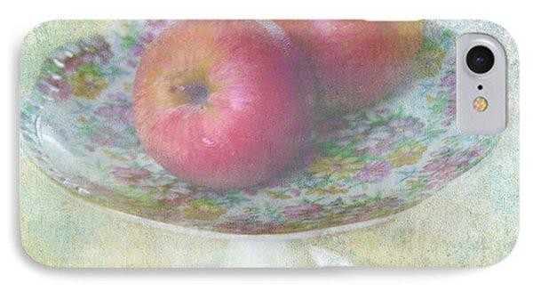 Apples Still Life Print IPhone Case by Svetlana Novikova