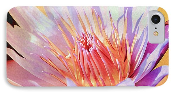 Aquatic Bloom IPhone Case by Julie Palencia