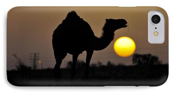 Arabian Camel Phone Case by Photostock-israel