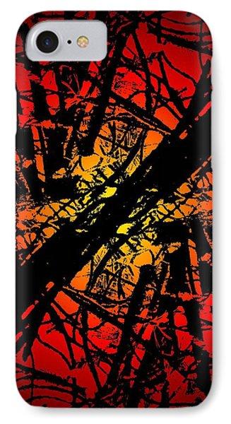 Arbor Sun IPhone Case by Tim Allen