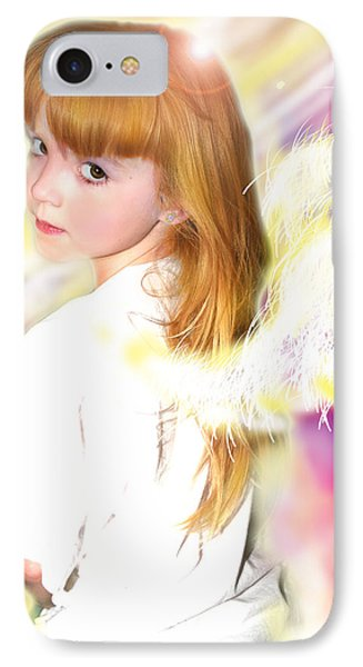 Archer.angelic 2 IPhone Case