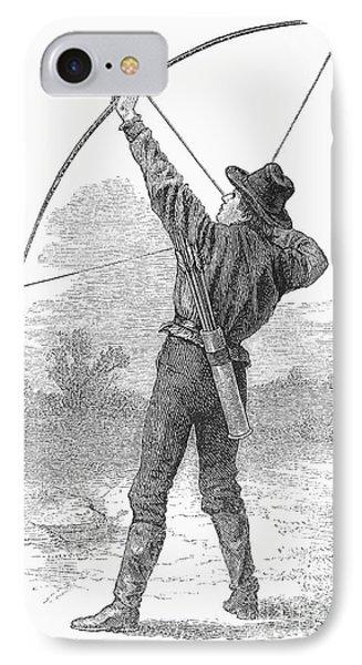 Archery, C1880s Phone Case by Granger