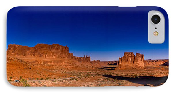 Arches National Park IPhone Case by Larry Carr