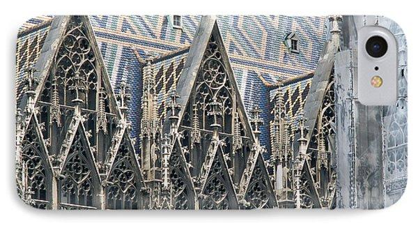 Architecture Of Vienna Phone Case by Evgeny Pisarev