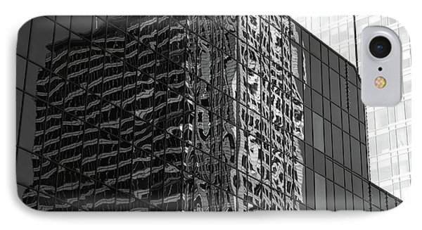 Architecture Reflections IPhone Case by Dariusz Gudowicz