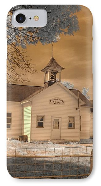Arcola Illinois School Phone Case by Jane Linders