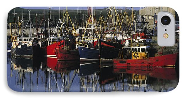 Ardglass, Co Down, Ireland Fishing Phone Case by The Irish Image Collection