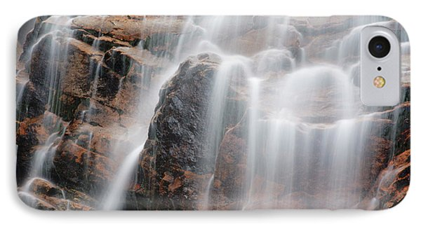 Arethusa Falls - Crawford Notch State Park New Hampshire Usa Phone Case by Erin Paul Donovan