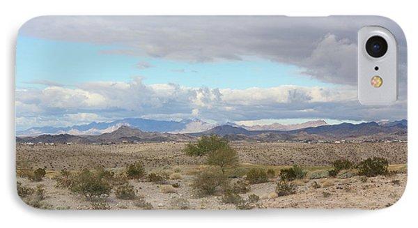 Arizona Desert View IPhone Case
