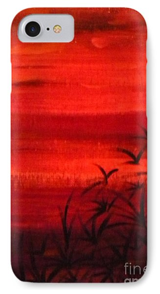 Arizona Dusk IPhone Case