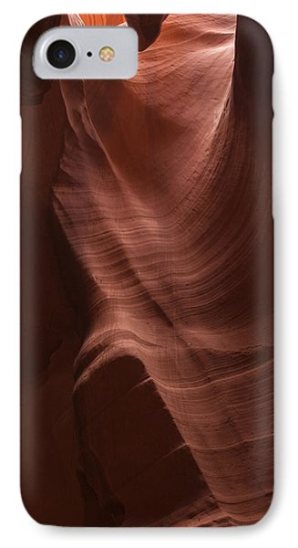 Arizona Slot Canyon IPhone Case by Andrew Soundarajan