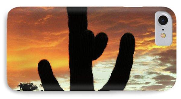 Arizona Sunrise 01 IPhone Case by Rand Swift