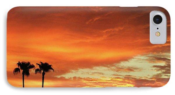Arizona Sunrise 02 IPhone Case by Rand Swift