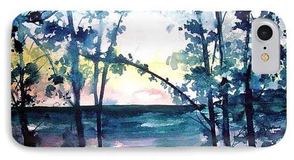 Arkansas Sunset Phone Case by Robin Miller-Bookhout