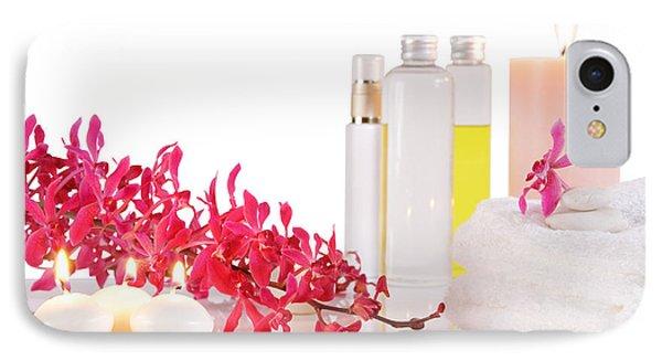 Aromatherapy IPhone Case by Atiketta Sangasaeng