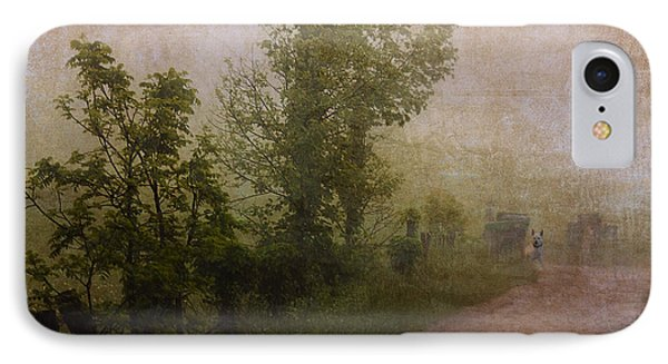Arriving Home IPhone Case by Ron Jones