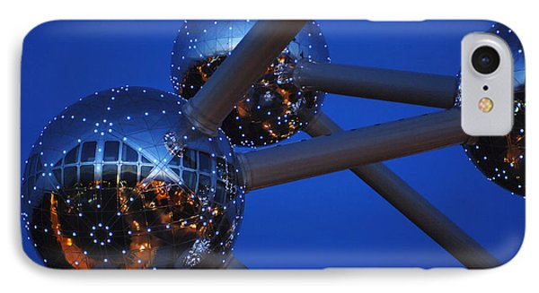 Art In Architecture 3 Phone Case by Bob Christopher