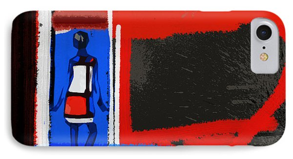 Art Scene IPhone Case by Naxart Studio