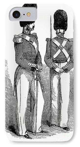 Artillery Company, 1855 Phone Case by Granger
