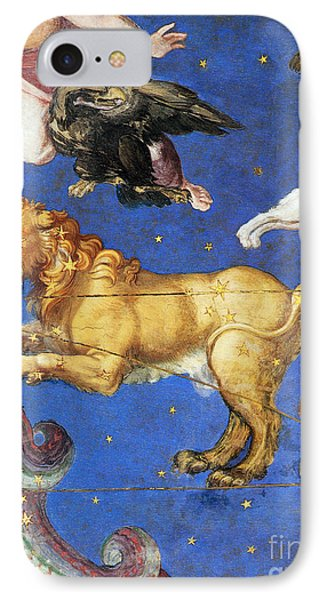 Artwork In Villa Farnese, Italy Phone Case by Photo Researchers