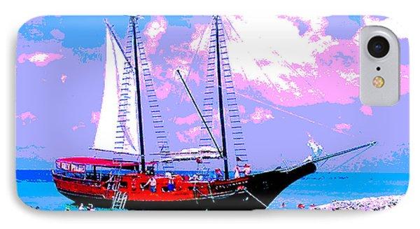 Aruba Adventure Phone Case by Jerome Stumphauzer