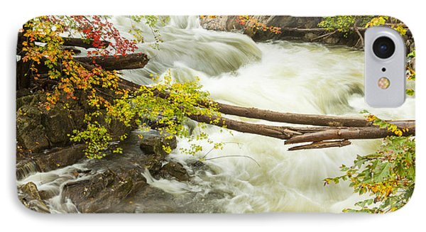 As The River Flows Phone Case by Karol Livote